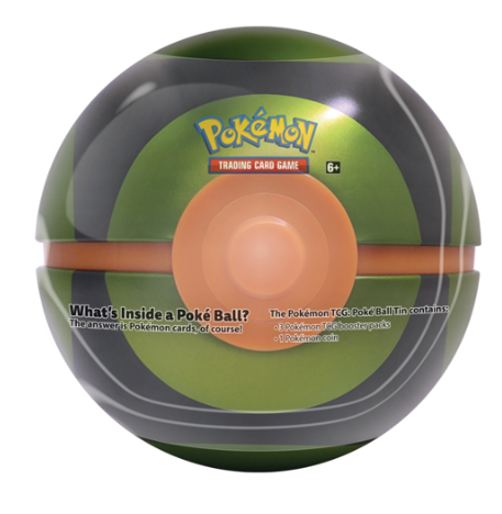 Pokemon - Poke Ball Tins Series 5 - Dusk Ball