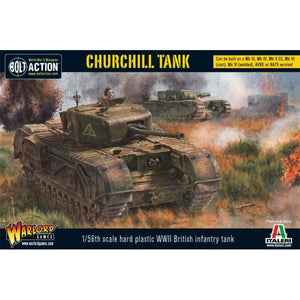 Bolt Action: Churchill Tank (Plastic)