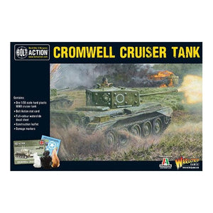 Bolt Action: Cromwell Cruiser Tank