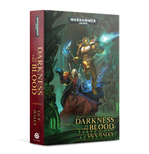 Darkness in the Blood (Hardback)