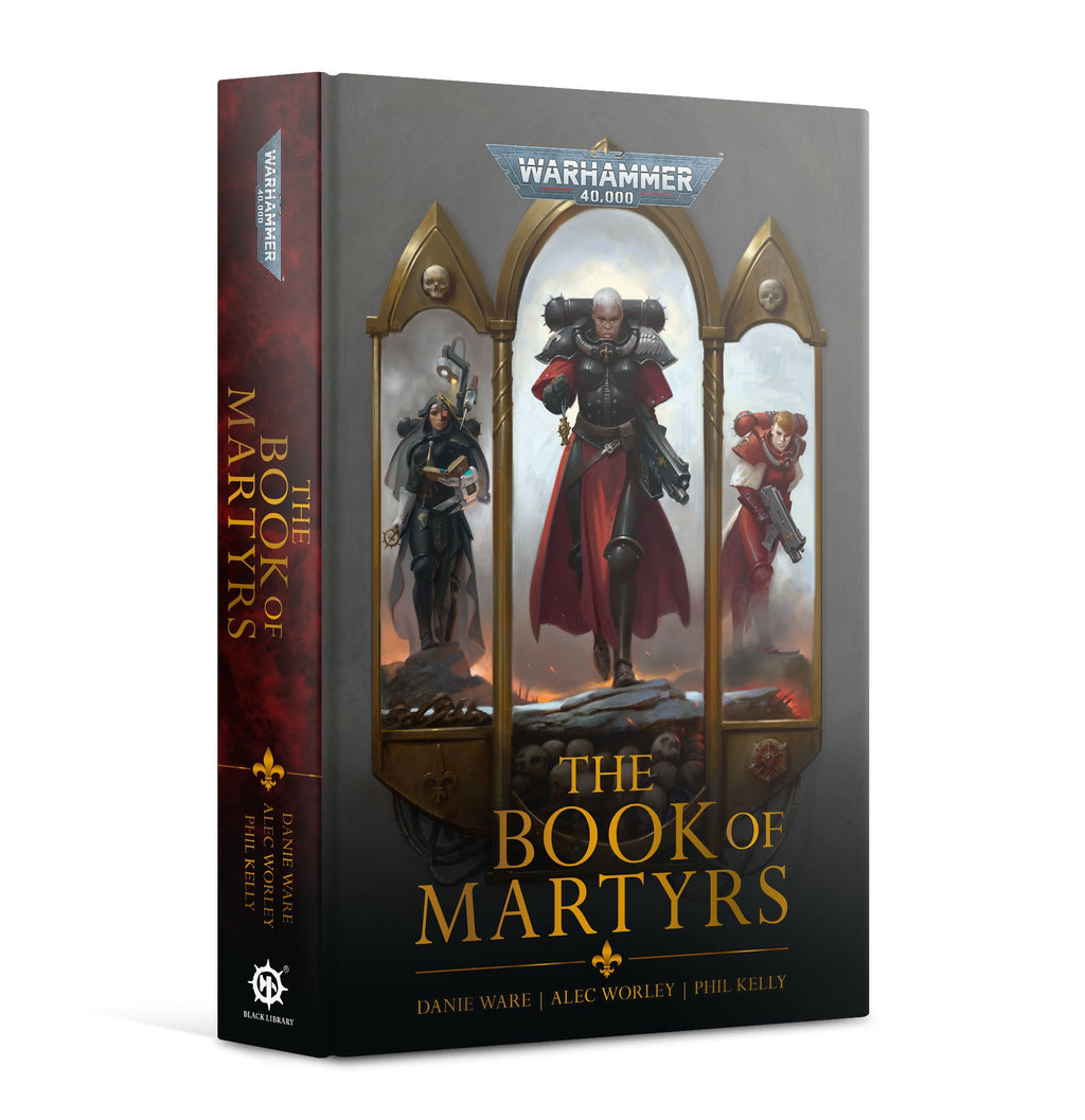 The Book of Martyrs (Hardback)