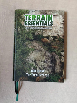 Terrain Essentials book