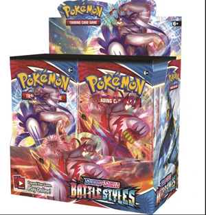 Pokémon TCG: Sword & Shield 5 Battle Styles Booster CDU