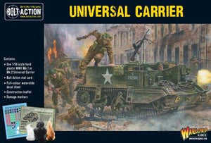 Bolt Action Univeral Carrier