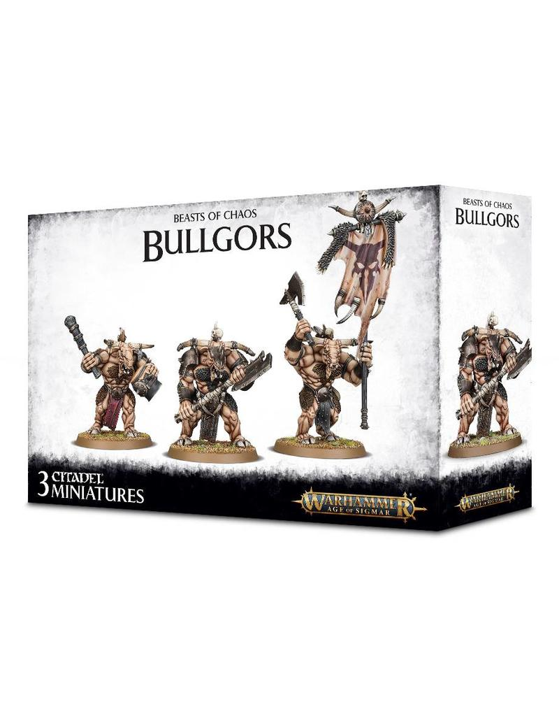 Games Workshop Bullgors
