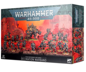 Games Workshop Chaos Space Marines: Battleforce – Decimation Warband