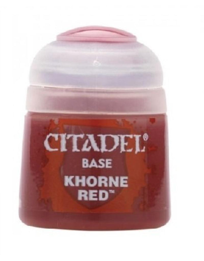 Citadel Base: Khorne Red 12Ml