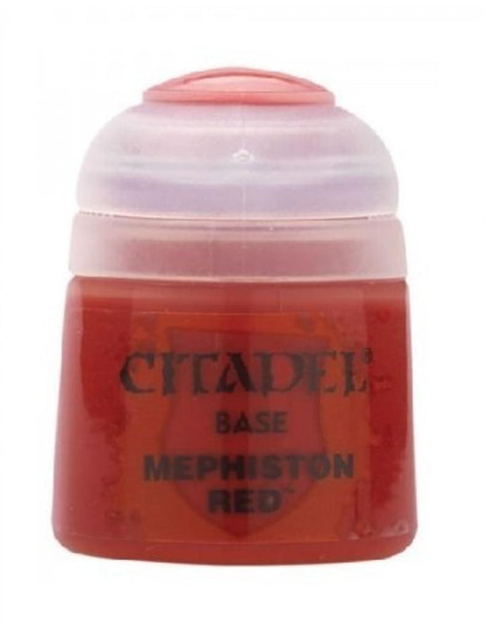 Citadel Base: Mephiston Red 12Ml