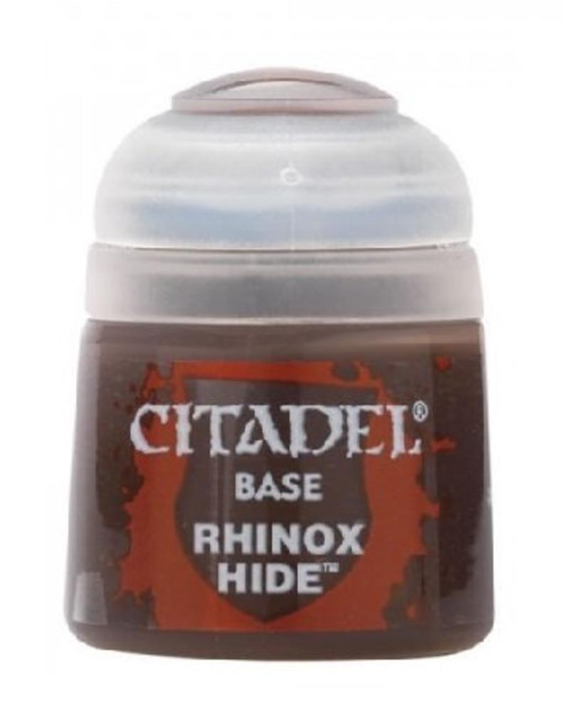 Citadel Base: Rhinox Hide 12Ml