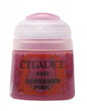 Citadel Base: Screamer Pink 12Ml