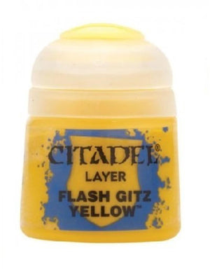 Citadel Layer Flash Gitz Yellow 12Ml