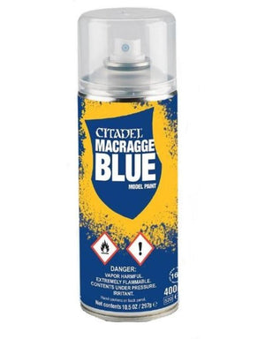 Citadel Macragge Blue Spray 400Ml