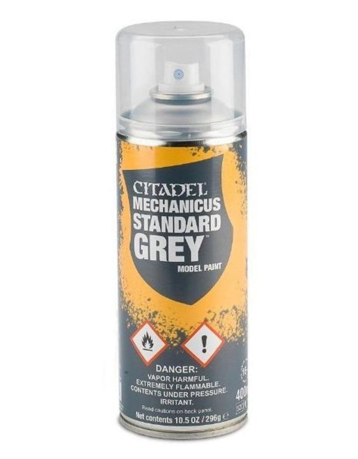Citadel Mechanicus Standard Grey Spray 400Ml