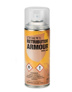 Citadel Retributor Armour Spray 400Ml