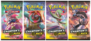 Pokemon - Sword & Shield - Champions Path - 1 Booster Pack