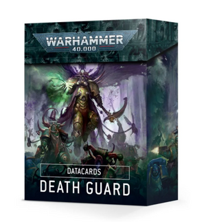 Games Workshop - Datacards: Death Guard