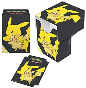 Pokemon TCG Deck Box Pikachu 2019