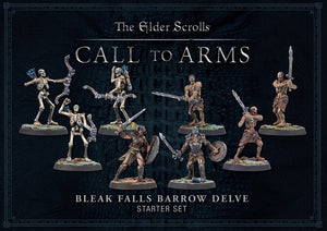 Elder Scrolls: Call To Arms Bleak Falls Barrow Delve Set