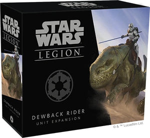Star Wars Legion -Dewback Rider Unit Expansion