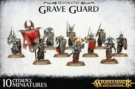 Games Workshop Grave Guard