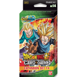 Dragon Ball Super Card Game - Expansion Set BE14 - Battle Advanced