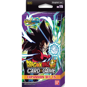 Dragon Ball Super CG: Expansion Deck Set BE15 - Battle Enhanced