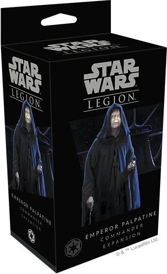 Star Wars Legion- Emperor Palpatine Commander Expansion