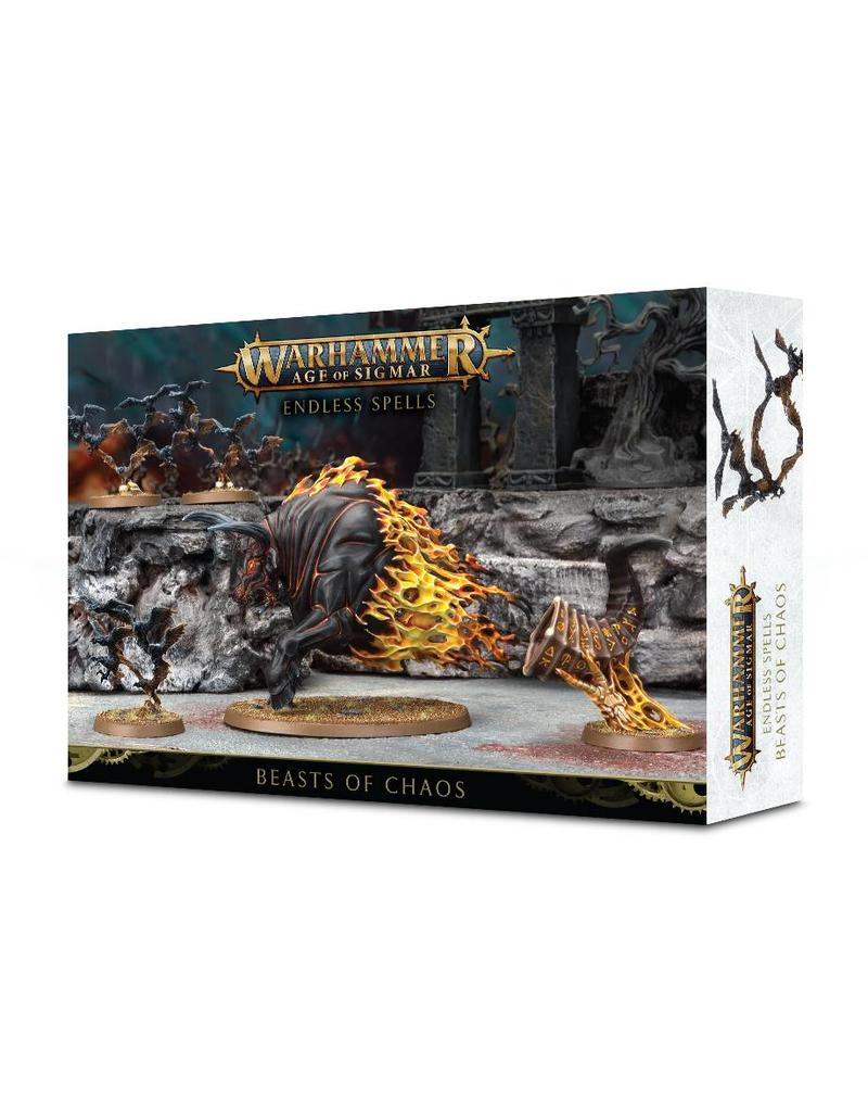Games Workshop Endless Spells: Beasts Of Chaos