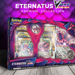 Pokemon TCG: Eternatus VMAX Premium Collection