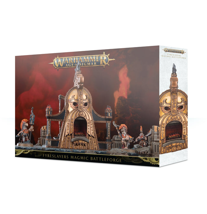 Games Workshop Magmic Battleforge
