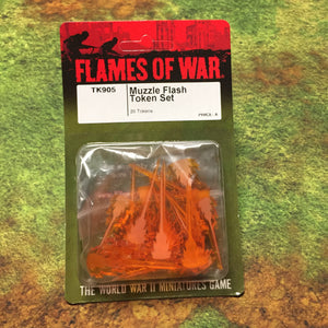 Muzzle Flash Token Set   TK905