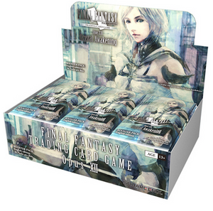 Final Fantasy - Opus 12 - Crystal Awakening Booster Box (36 Packs)  *Release Date: Friday 6th November 2020*