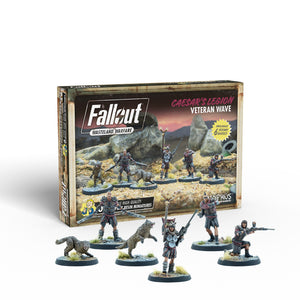 Fallout: Wasteland Warfare - Caeser's Legion: Veteran Wave