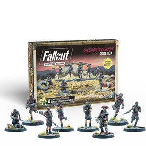 Fallout: Wasteland Warfare - Caeser's Legion: Core Box