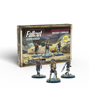 Fallout: Wasteland Warfare - Caeser's Legion: Military Command
