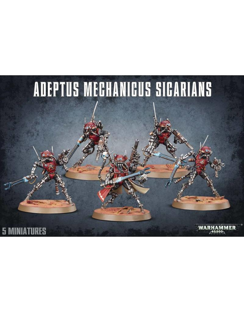 Games Workshop Adeptus Mechanicus Sicarians