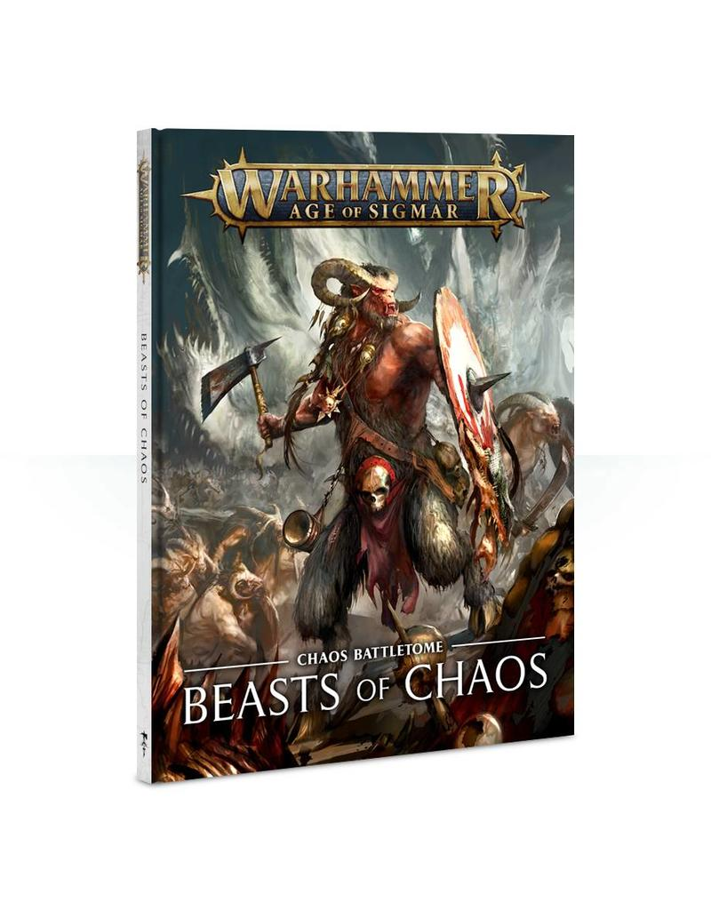 Games Workshop Battletome: Beasts Of Chaos (Hb) (En)