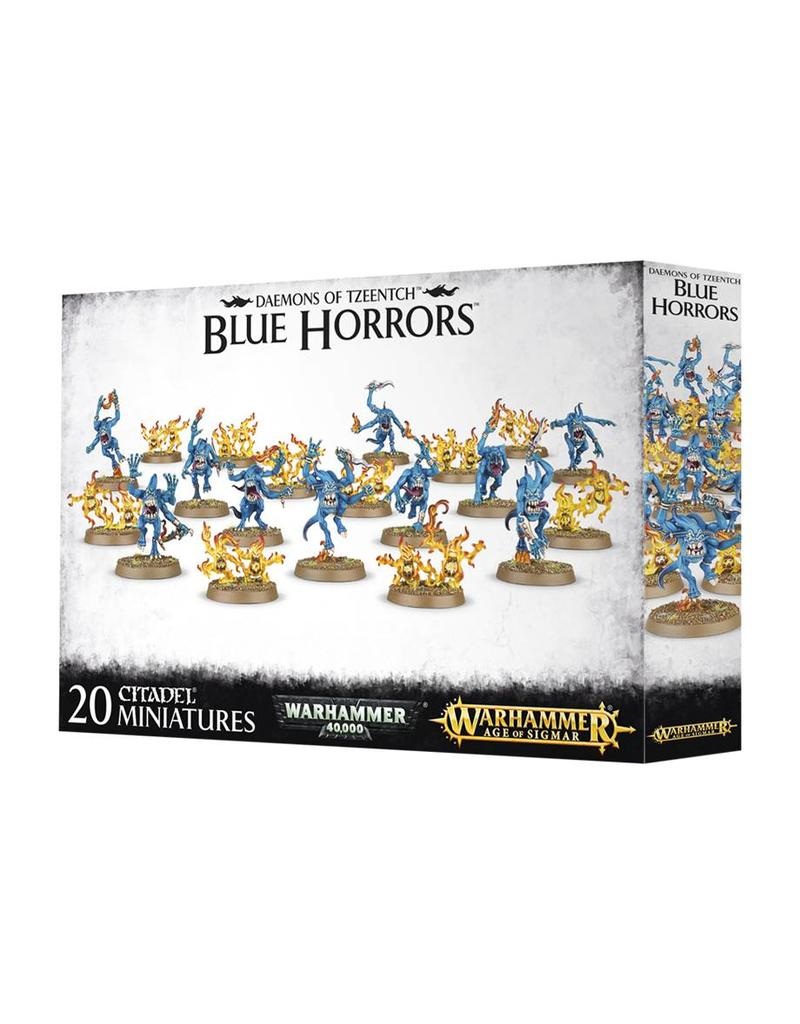 Games Workshop Chaos Daemons Blue Horrors Of Tzeentch