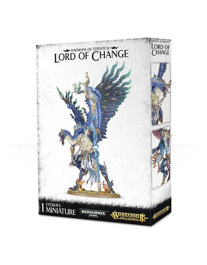 Games Workshop Chaos Daemons Lord Of Change