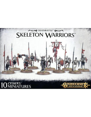 Games Workshop Deathrattle Skeleton Warriors