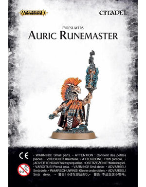 Games Workshop Fyreslayers Auric Runemaster