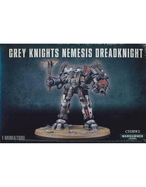 Games Workshop Grey Knights Nemesis Dreadknight