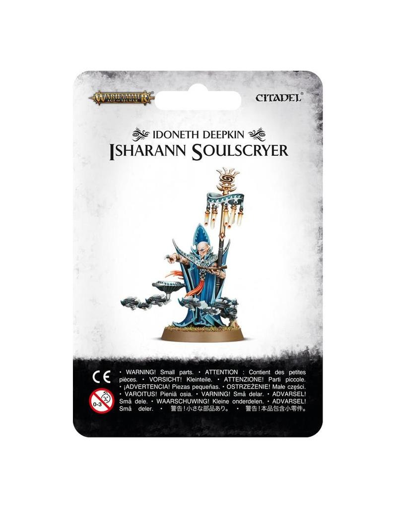 Games Workshop Idoneth Deepkin: Isharann Soulscryer