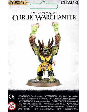 Games Workshop Games Workshop Ironjawz Orruk Warchanter