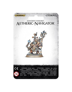 Games Workshop Kharadron Overlords Aetheric-Navigator