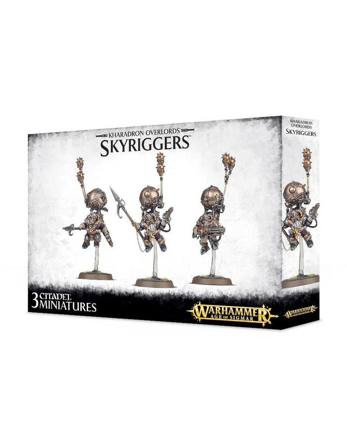 Games Workshop Kharadron Overlords Skyriggers