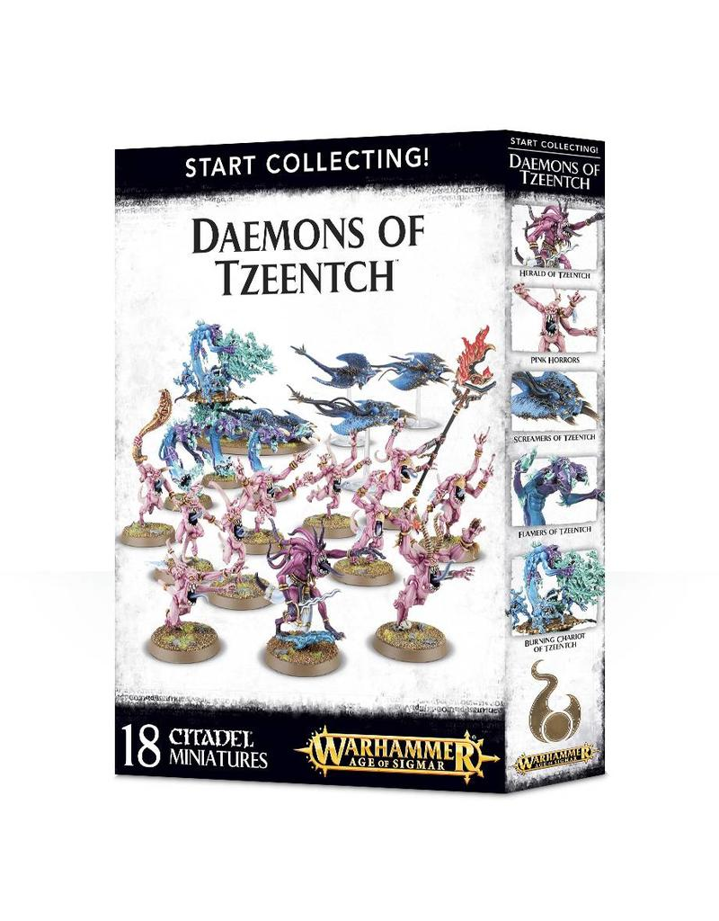Games Workshop Start Collecting Daemons Of Tzeentch