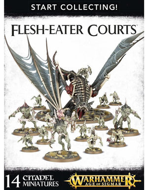 Games Workshop Start Collecting Flesh-Eater Courts