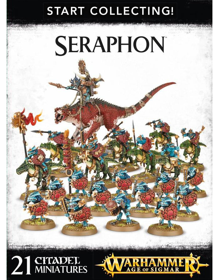 Games Workshop Start Collecting Seraphon