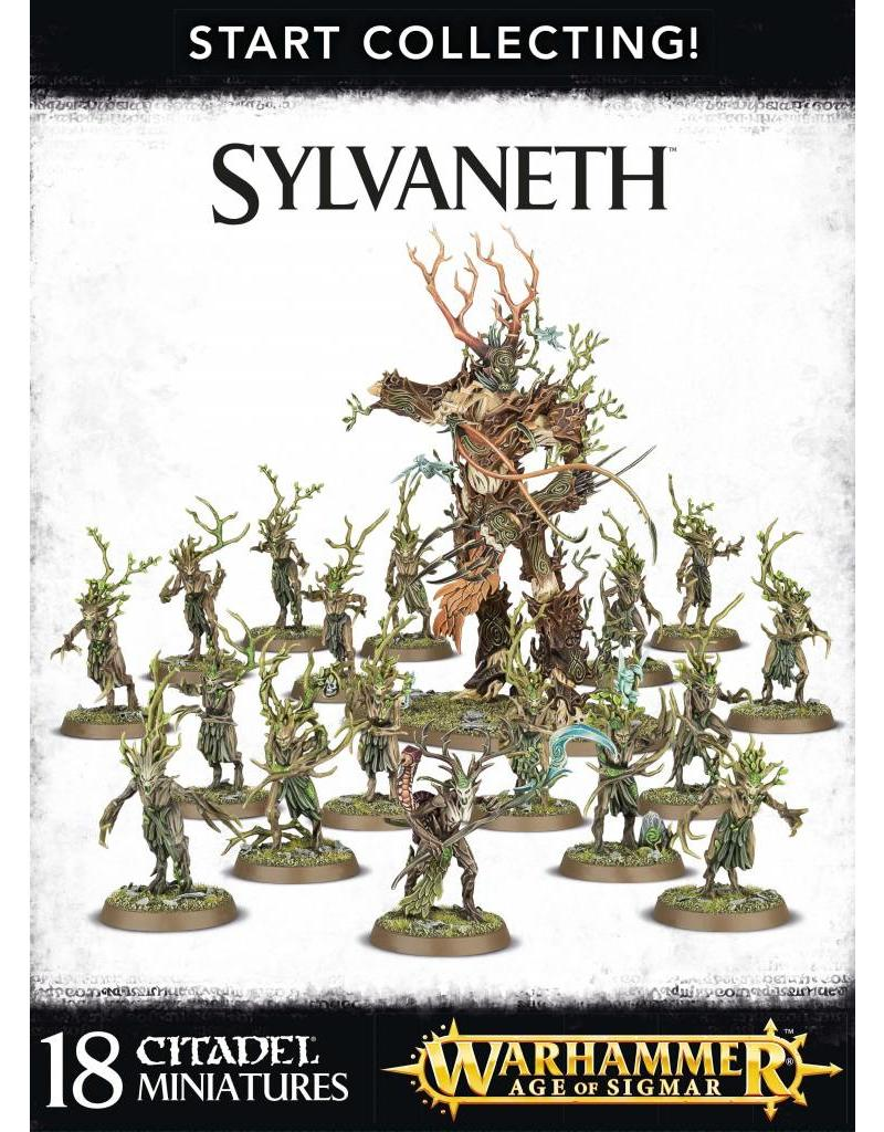 Games Workshop Start Collecting Sylvaneth Aelves